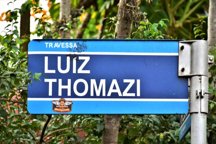 Trv. Luiz Thomazi