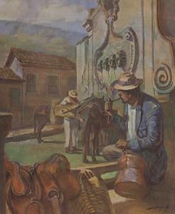 Thomazi, Alberto Chafariz de Marília [Ouro Preto] , s.d. c.i.d. Reprodução fotográfica autoria desconhecida