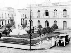 O teatro e o monumento