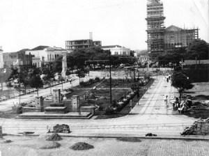 Praça José Bonifácio (1955)