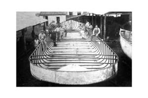 Fábrica de barcos