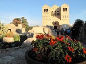 Galileia - MOnte Tabor