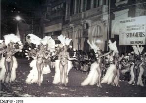 Desfile de Carnaval 1978