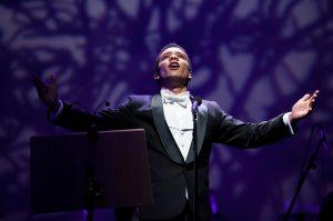 O tenor Jean Willian abre Feimep no domingo foto Fernando Mucci