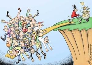 Abismo econômico