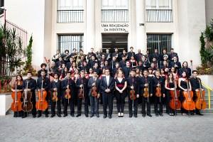 Foto 1 - Orquestra Filarmônica Senai-SP_Foto de divulgação