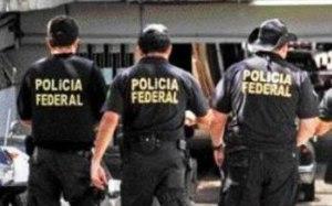 Agentes Polícia Federal