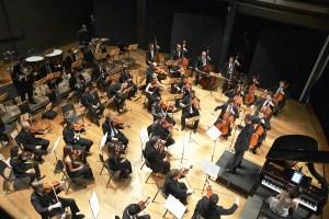 Sinfônica de Piracicaba fará temporada no Teatro do Engenho - foto Rodrigo Alves