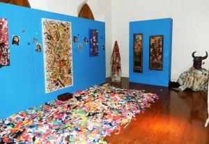 O Sagrado e o Contemporaneo - MUSEU PRUDENTE