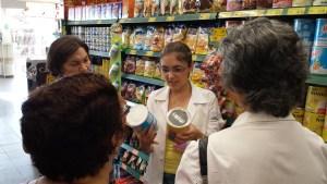 F4 - Visita ao supermercado