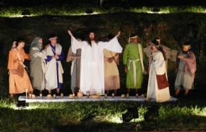 Foto - Paixão de Cristo de Piracicaba