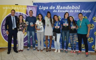 Ana Herrera da ADH 15 Pira, Artilheira do Cadete Feminino