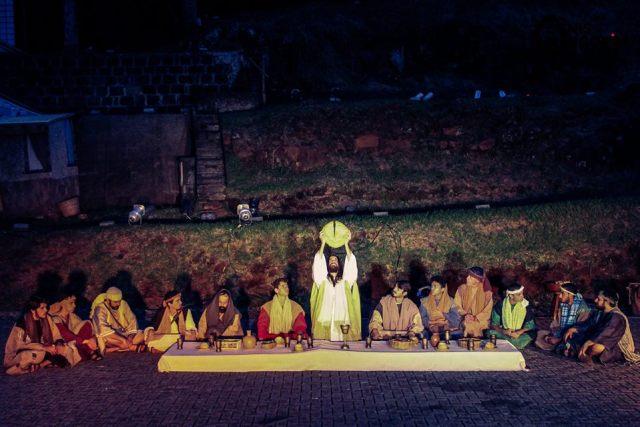 Paixão de Cristo 2016 Foto: Denis Marcorin