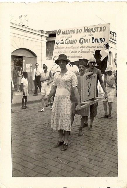 Trote Esalq 1942 - 7