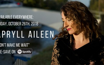 """APRYLL AILEEN – """"Don't Make Me Wait"""" OFFICIAL MUSIC VIDEO"""