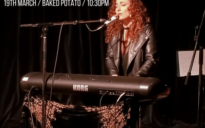 APRYLL AILEEN – LOS ANGELES SHOW DATES