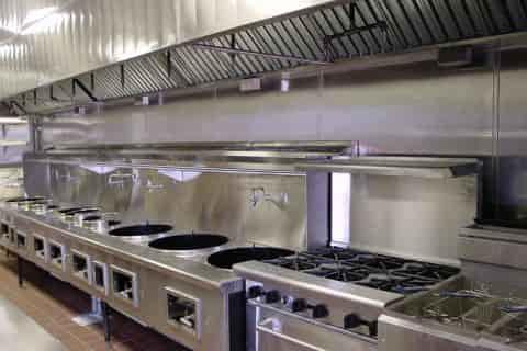 Kitchen Exhaust Repair