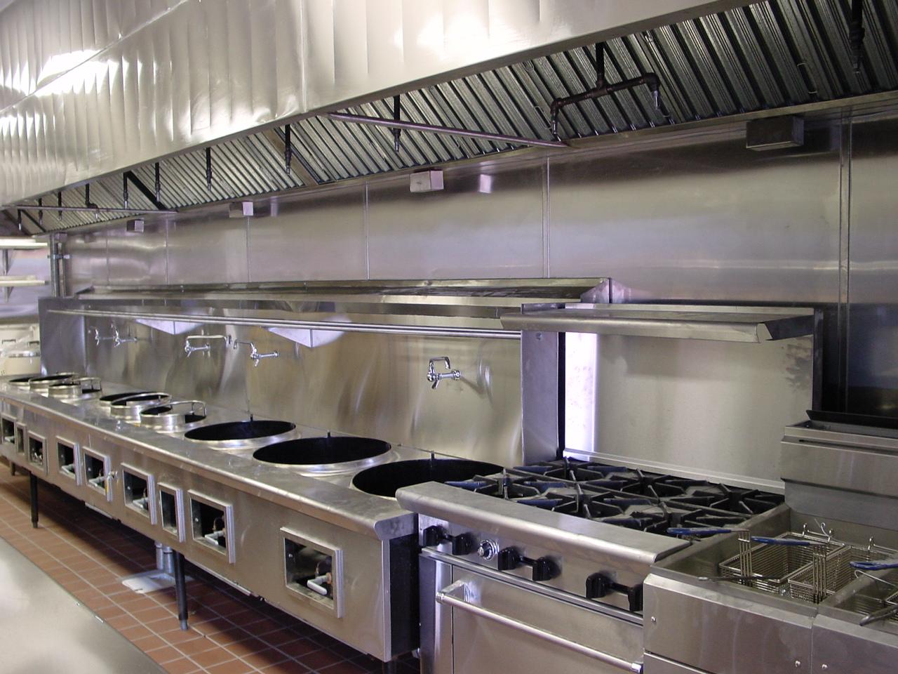 commercial kitchen hood installation undermount sink sizes wyoming