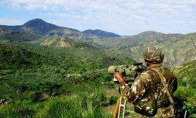 استشهاد عسكريين اثنين إثر انفجار لغم تقليدي الصنع بالمدية