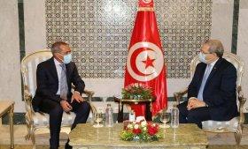 عثمان الجرندي: صفاء العلاقات مع الجزائر