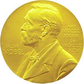 médaille Afred Nobel