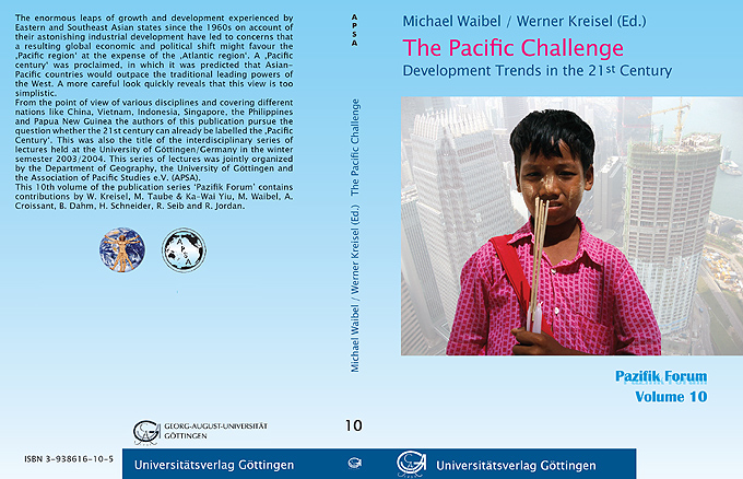 Pazifik-Forum_Band_10-The_Pacific_Challange Book Series Pazifik Forum ($category)