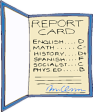 Traditional Grade Card
