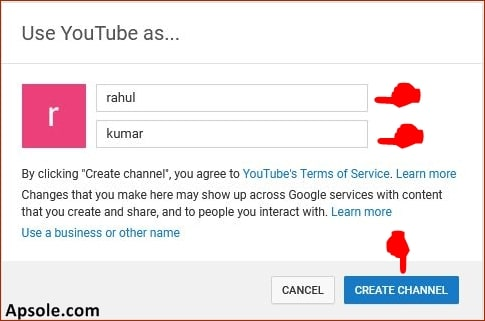 How to upload video on youtube from pc-min
