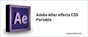 adobe after effects cs5 64 bit portable free download