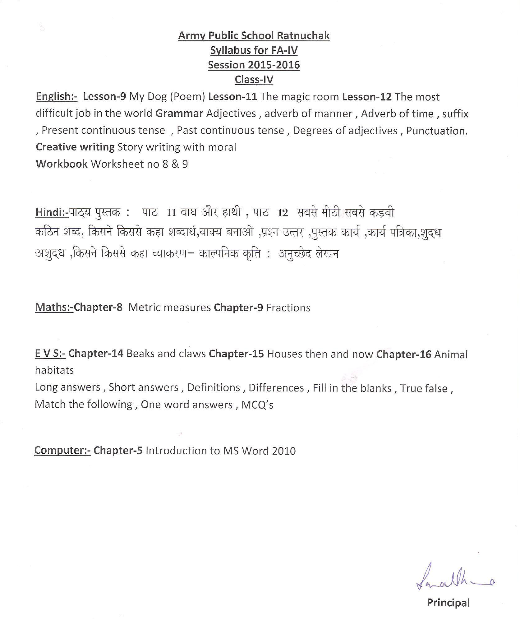 Story Writing Topics For Grade 8 Formal Letter Writing