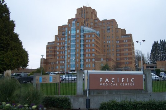 Central Energy Plants | Pacific Medical Center