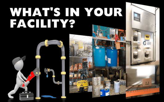 Fred Blog What's in your facility room