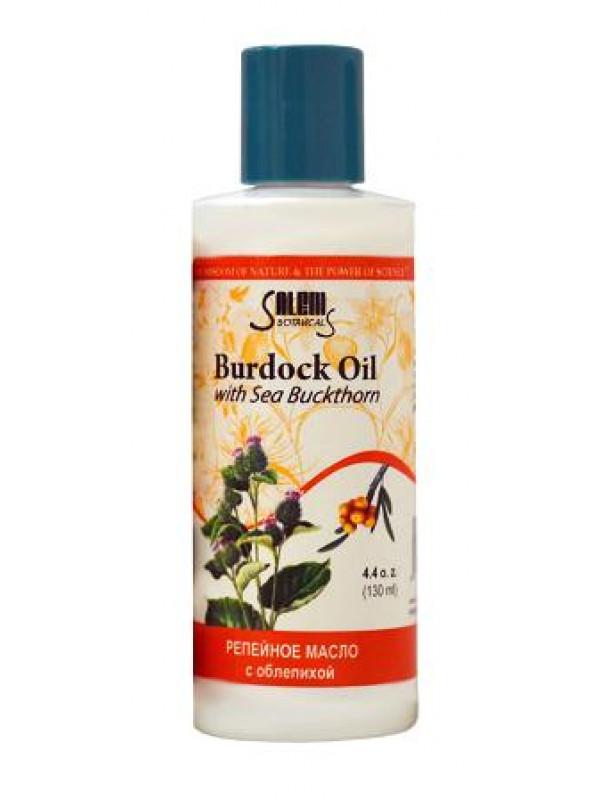 Buy Burdock Oil With Sea Buckthorn