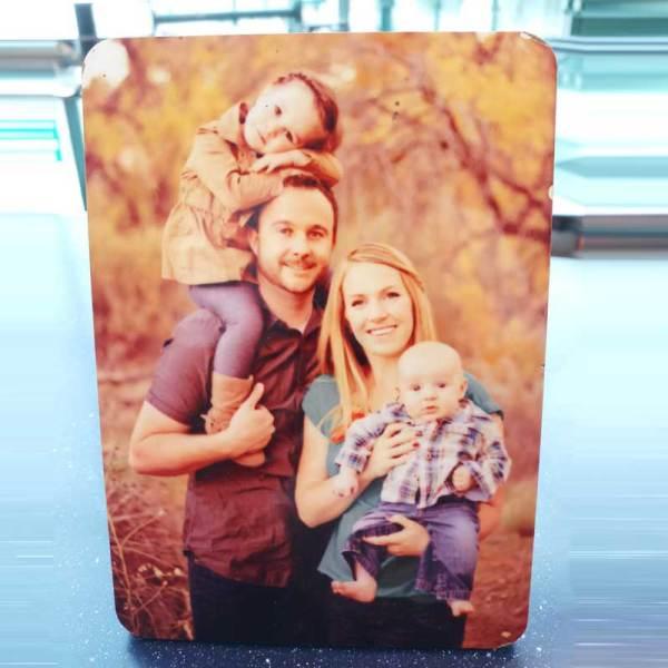 Wooden Frame for Printing