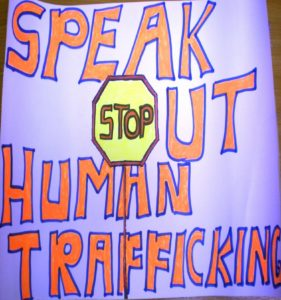 Speak out stop HT