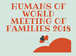 World Meeting of Families, RDS, Dublin 21-26 August, 2018. @ Stand 52, the RDS | Ballsbridge | County Dublin | Ireland