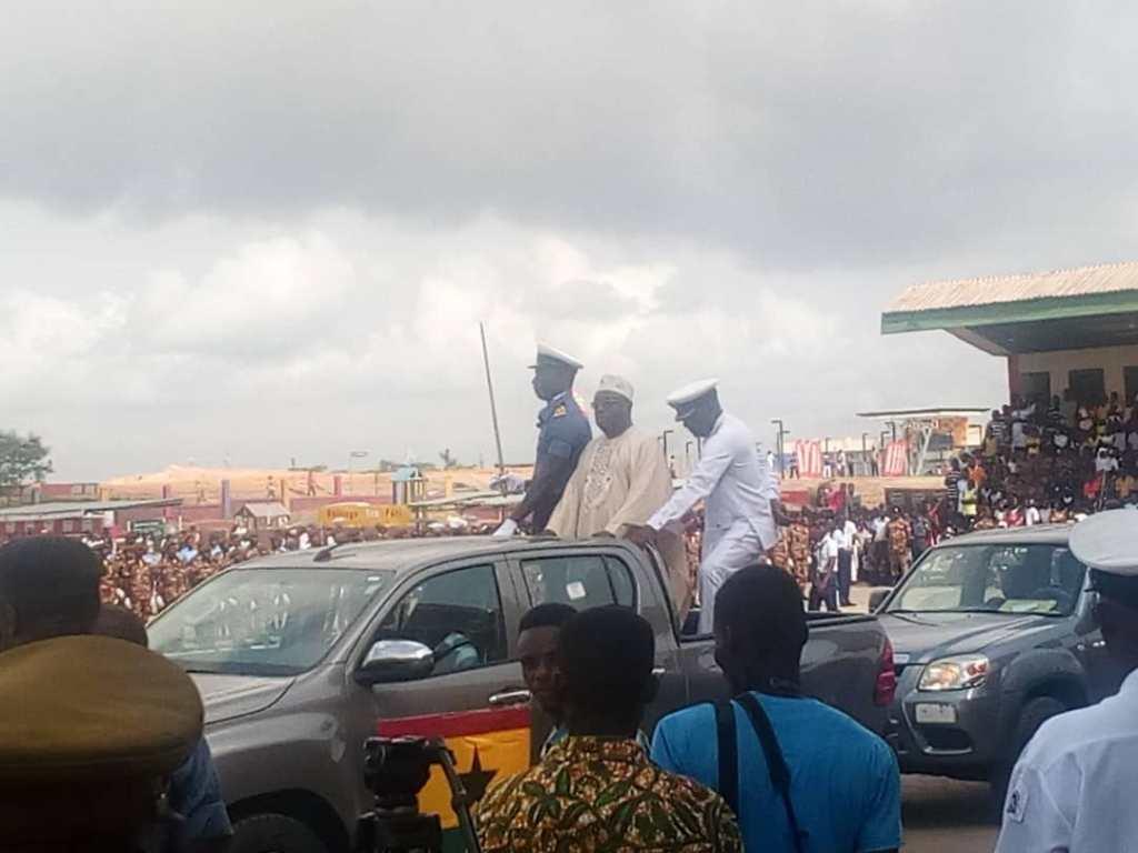 Ghana@62 in Takoradi Dr Kweku Afriyie
