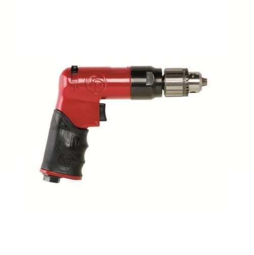 "Chicago Pneumatic CP Industrial Tools Pistol Drill 1/4"" Chuck"