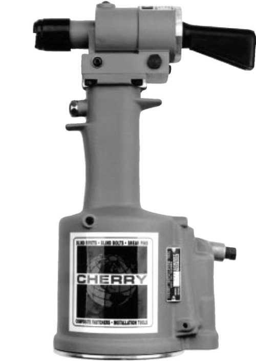 Cherry Aerospace G84 lockbolt Riveter / Rivet Gun