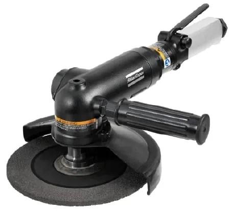 G2515: Atlas Copco PRO angle grinder 180 mm 8400 rpm UNC 5/8