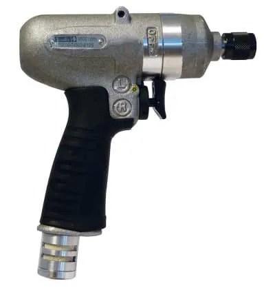PTF012-T6200-S4Q Desoutter 1/4 Hex Pulse Tool 5-12 Nm 6200 rpm