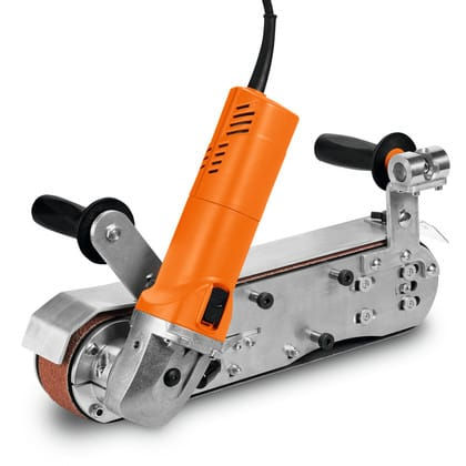 Fein GRIT GHB hand-guided belt grinder