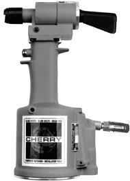 Cherry Aerospace Riveter - Rivet Guns - Nose Assembly & Pulling Heads