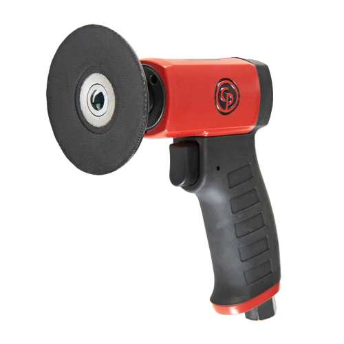 CP 7202 Chicago Pneumatic mini pistol Roloc sander