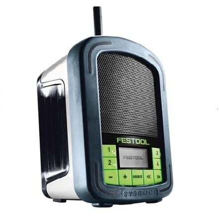 Festool SYSROCK BR 10 construction site radio