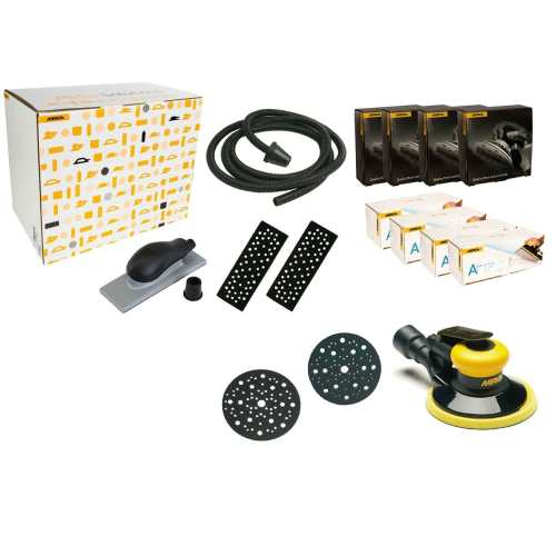 Mirka CEROS & DEROS Electric Sander Kits