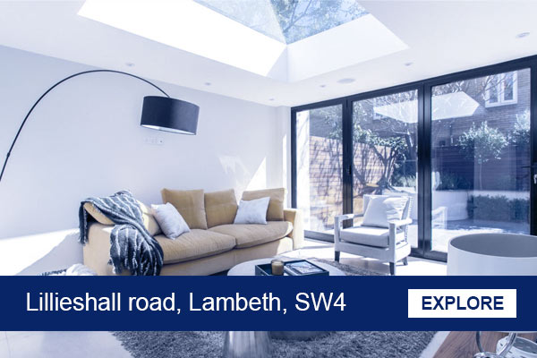 project house extension lambeth sw4
