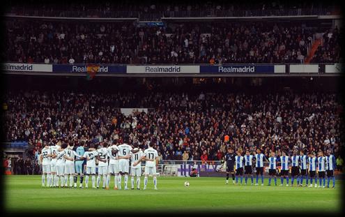Real Madrid vs Hércules