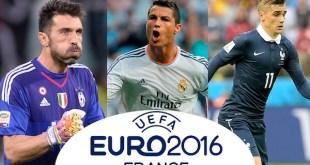 Euro 2016: Estos son los equipos y jugadores más relevantes del torneo.