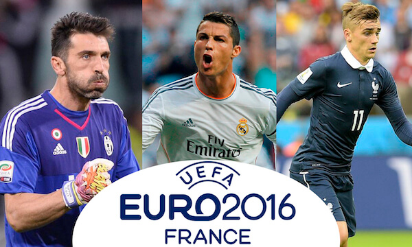 Euro 2016 Estos son los equipos y jugadores más relevantes del torneo.